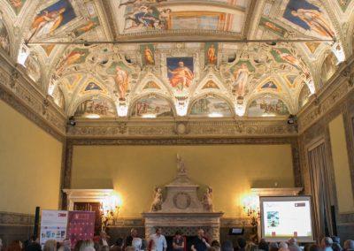 Sala Cambiaso, Palazzo della Meridiana
