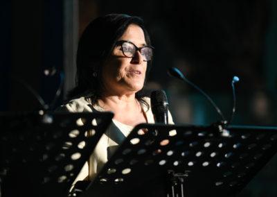 Maria Raffaella Caprioglio, Presidente Umana