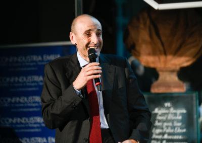 Alberto Vacchi, Presidente di Confindustria Emilia Area Centro: le imprese di Bologna, Modena e Ferrara