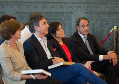 Carla Sibilla, Beppe Costa, Maria Raffaella Caprioglio, Valentino Vascellari
