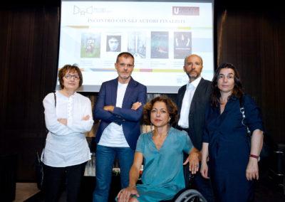 Gli autori finalisti della cinquantacinquesima edizione