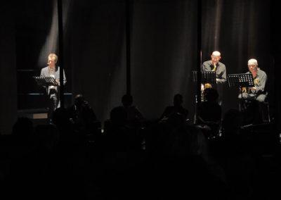 Reading a cura di Leo De Colle e accompagnamento musicale di Luciano Zadro e Paolo Favini