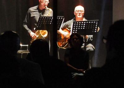 Luciano Zadro e Paolo Favini