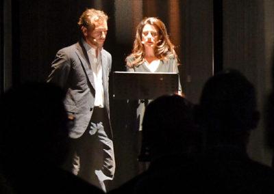 Leo De Colle e Mariangeles Torres